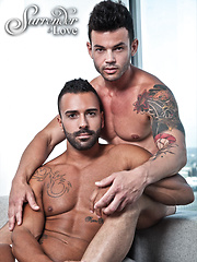 Lucas Exclusive Adriano Carrasco and Tony Rivera Have Passionate Sex