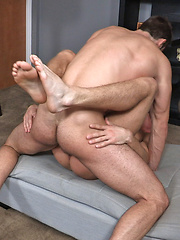 Two studs decided to fuck