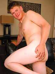 Buddy jacking off dick